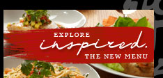 Explore Our Inspired Menu