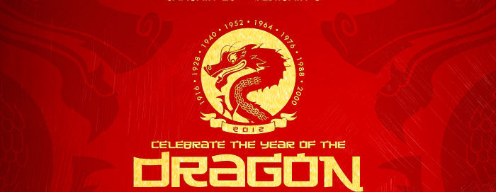 Celebrate the year of the Dragon